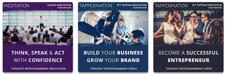 EFT Tapping Business Success Course